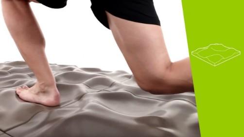 tappeti propriocettivi