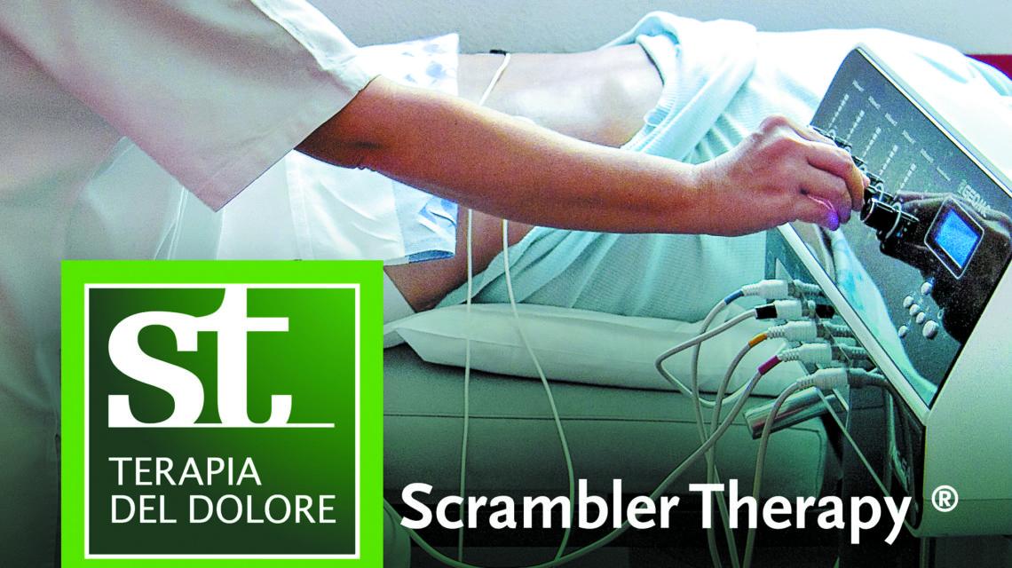 scrambler therapy la valle